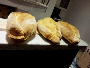 pan tradicional - restaurantes en Oliva