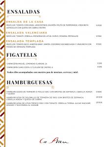 restaurantes en oliva para comer